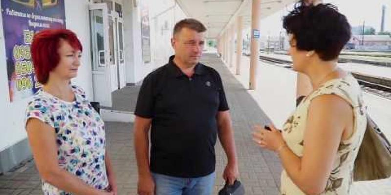 Вбудована мініатюра для Черкаські залізничники шукають працівників